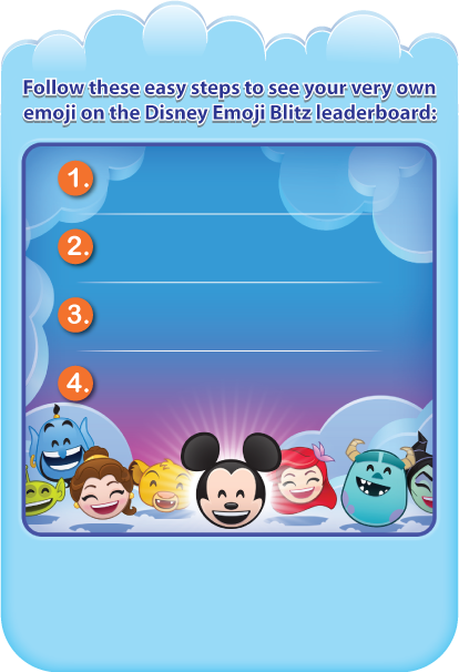 Disney Emoji Maker